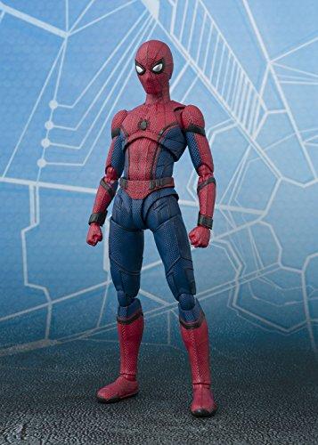 S.H.フィギュアーツ スパイダーマン(ホームカミング) 約145mm ABS&PVC製 塗装済み可動フィギュア