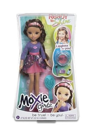 Moxie Girlz Moxie Girlz Ready To Shine Doll Sophina ドール 人形 フィギュア(並行輸入)