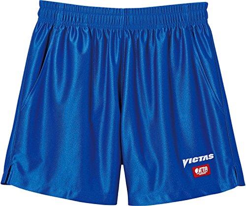 ヴィクタス VICTAS ヴィクタス 男女兼用 卓球 ゲームパンツ V-SP030 034551 ブルー 0120 O
