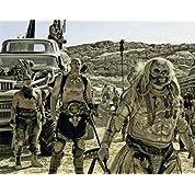 ブロマイド写真★『マッドマックス 怒りのデス・ロード』/イモータン・ジョーとウォーボーイズ/【ノーブランド品】