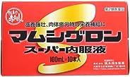 【第2類医薬品】マムシグロンスーパー内服液 100mL×10