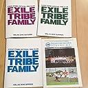 EXILE TRIBE ファンクラブ会報 vol62.63.64set LDH EXILE 三代目J Soul Brothers second GENERATIONS ランページ