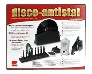 ノスティ 洗浄式LPクリーナーKnosti DISCO-ANTISTAT