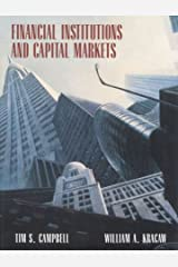 Financial Institutions and Capital Markets Hb Hardcover