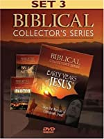 Biblical Collector's Series Set 3 [DVD] [Import]