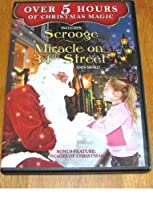 Christmas Classics: Beyond Tomorrow / Scrooge / A Christmas Carol / A Christmas Without Snow / Miracle On 34th Street [並行輸入品]