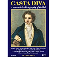 Casta Diva: Romanticized Biography of Bellini [DVD] [Import]