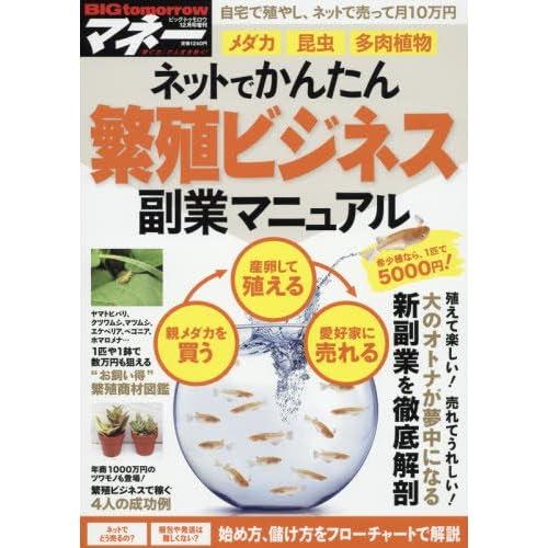 ネットでかんたん 繁殖ビジネス 副業マニュアル 2017年 12 月号 [雑誌]: BIG tomorrow(ビッグトゥモロー) 増刊