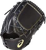 asics(アシックス) 野球 硬式グラブ ゴールドステージ ロイヤルロード BGH7CP ブラック LH(右投げ用) BGH7CP ブラック LH(右投げ用)