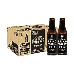 【販路限定品】コカ・コーラ ジョージア エアロプレッソ ブラック 265ml×30本