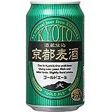 京都麦酒 ゴールドエール 350ml