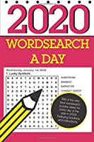 Wordsearch a Day 2020: 366 dated word search puzzles