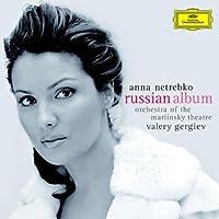 Russian Album by Anna Netrebko