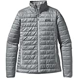 【正規取扱店製品】patagonia パタゴニア ナノパフジャケット女性用 84217 フェザーグレー XS