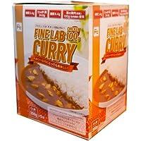 [ファインラボ] 健康食品 チキン100gカレー 200g×5袋 FLC5