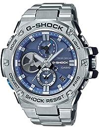 [カシオ]CASIO 腕時計 G-SHOCK ジーショック G-STEEL スマートフォン リンク GST-B100D-2AJF メンズ