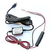INRIGOROUS Micro USB車カメラハードワイヤーキットDC 12V-5Vへのパワーインバータ変換レギュレータキット車のGPSナビゲータタブレットAndroid電話PDA DVRのダッシュカメラビデオレコーダー