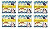 【まとめ買い】KOSE コーセー ソフティモ クレンジングコットン (ハニーマイルド) 80枚×6個
