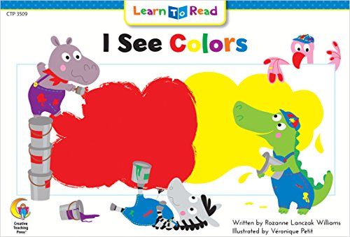 I See Colors (Emergent Reader Science; Level 1)の詳細を見る