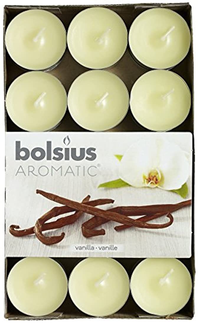 Aromatic Vanilla Scented Tealight, Paraffin Wax, Vanilla by Aromatic