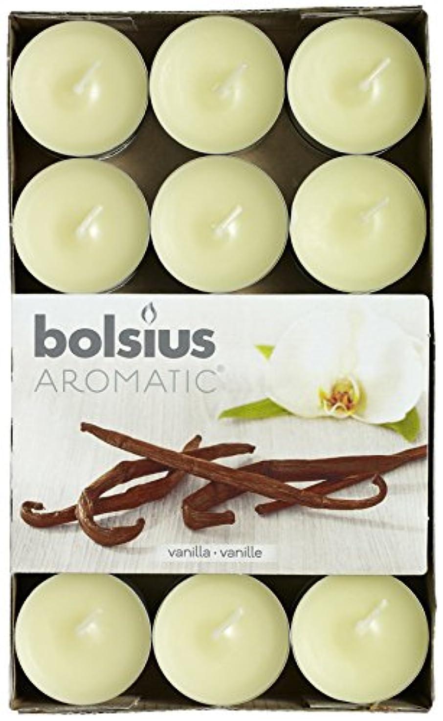 先行する政策ブロックするAromatic Vanilla Scented Tealight, Paraffin Wax, Vanilla by Aromatic