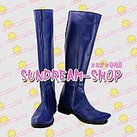 【サイズ選択可】女性25CM★コスプレ靴 ブーツ★203033★シンドバッドの冒険★シンドバッド
