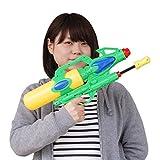 水鉄砲 ファルシオン グリーンタイプ 1個入  / お楽しみグッズ(紙風船)付きセット [おもちゃ&ホビー]