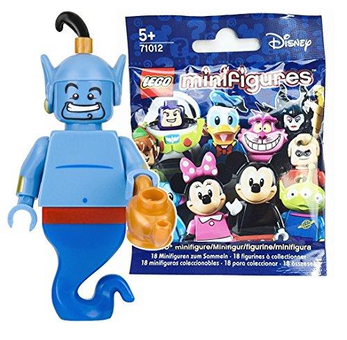 レゴ (LEGO)ミニフィギュア ディズニーシリーズ/ジーニー 71012-5
