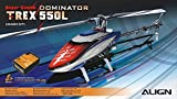 ALIGN(アライン) RH55E12XT T-REX 550L Dominator スーパーコンボ /マイクロビースト プラス 付