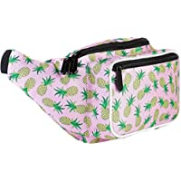 SoJourner Bum Bag Fanny Pack Waist Bag   for women, men and kids   fits small medium large (many styles)