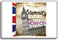 Eternity It's Not About Later It's From Now On - Motivational Quotes Fridge Magnet - ?????????
