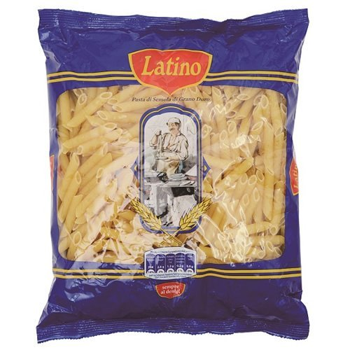 ラティーノ ペンネ 1kg [ デュラム小麦100% ギリシャ産 業務用 ]
