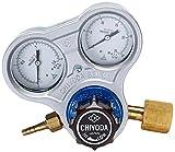 イチネンTASCO TA380D-1 チッソガス調整器