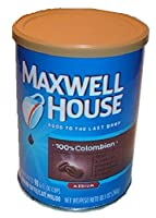 Maxwell House Colombian Coffee Diversion Canセーフ