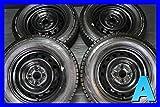 【中古スタッドレスタイヤ】【送料無料】4本セット ブリヂストン REVOGZ 165/70R14  /   14x5.0  100-4穴  ポルテに! 中古タイヤ W14170708038