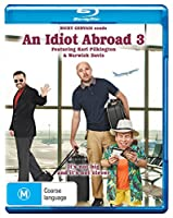 An Idiot Abroad: Series 3 [Blu-ray] [Import]