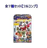 ミニプラ 騎士竜戦隊リュウソウジャー 騎士竜合体シリーズ05 竜装合体 [全7種セット(フルコンプ)]