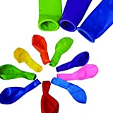 Gespout 風船 誕生日 空気入れ ラテックス風船 円形形状 30cm 飾り付け 披露宴 パーティー お祝い 結婚式 演出 大型の風船 人気 イベント 装飾 多彩 ピンク バルーン 100個入り