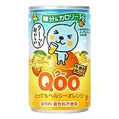 コカ・コーラ ミニッツメイド Qoo とってもヘルシーオレンジ 160ml×30本