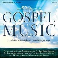 Great Moments of Gospel Music: Gospel Groups