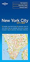 Lonely Planet New York City: City Map (Lonely Planet City Maps)