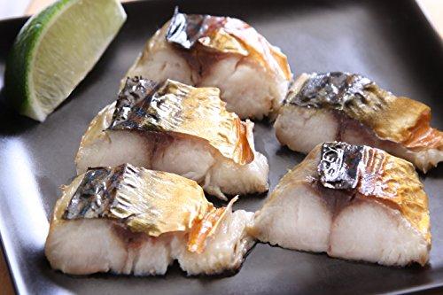 【国産サバよりもノルウェー産サバは脂がのって美味しい!!】 ノルウェー産サバのスモーク 片身1枚