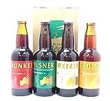 みちのく福島路ビール4本セット 330ml×4本 箱付き 送料クール代込 地ビール