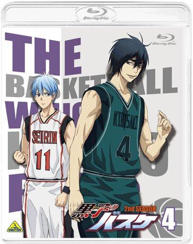 黒子のバスケ 2nd SEASON 4 [Blu-ray]の詳細を見る
