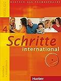 Schritte International: Kursbuch Und Arbeitsbuch 4 MIT CD Zum Arbeitsbuch