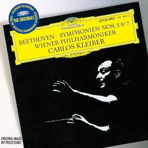 ベートーヴェン:交響曲第5番《運命》&7番の詳細を見る
