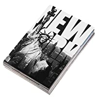 New 60 Various NYC New York Collectible Photo Postcards 10cm x 15cm
