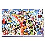 ディズニーストア(公式)ミッキー&フレンズ 壁掛けカレンダー 2020 Rainbow