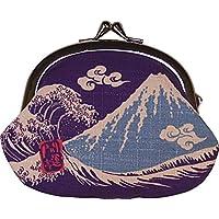 開運亭 富士山 3.3寸小銭入れ