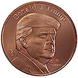 トランプ 銅貨 ラウンド 1オンス 純銅コイン